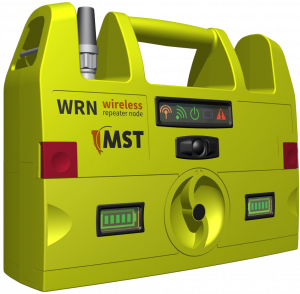 WRN – Wireless Repeater Node